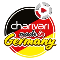 Logo of radio station charivari Made in Germany