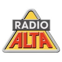 Logo of radio station Alta 100.7 FM