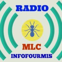 Logo of radio station MLC RADIO  INFOFOURMIS