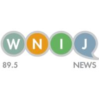 Logo of radio station WNIJ News 89.5