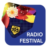 Logo of radio station Radio 105 Festival