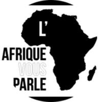 Logo of radio station afriquevousparle