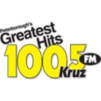 Logo of radio station CKRU KRUZ 980 AM