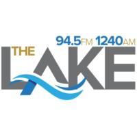 Logo de la radio WLWK The Lake 94.5