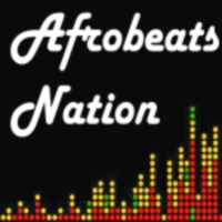 Logo de la radio Afrobeats Nation