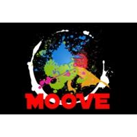 Logo of radio station Moove Radio