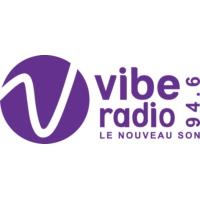 Logo of radio station Vibe Radio