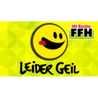 Logo of radio station FFH LEIDER GEIL