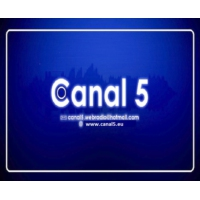 Logo of radio station Canal 5