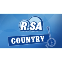 Logo of radio station R.SA Country