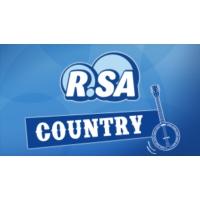 Logo de la radio R.SA Country