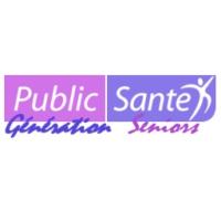 Logo of radio station Public Santé Séniors