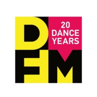 Logo of radio station Радио DFM - CLUB