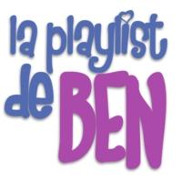Logo of radio station La playlist de BEN
