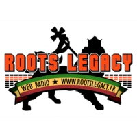 Logo de la radio Roots Legacy Radio