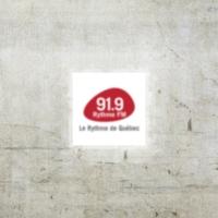 Logo de la radio Rythme FM 91.9