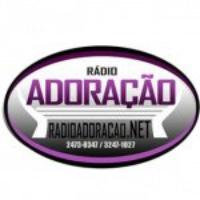 Logo de la radio Rádio Adoração FM