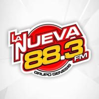 Logo de la radio WGNK La Nueva 88.3 FM