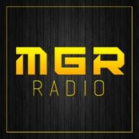 Logo of radio station MGR Radio