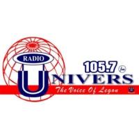Logo de la radio Radio Univers 105.7fm