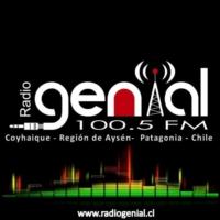 Logo de la radio Radio Genial 100.5 FM
