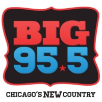 Logo of radio station WEBG BIG 95.5