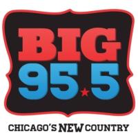 Logo de la radio WEBG BIG 95.5
