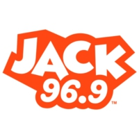Logo of radio station CJAQ-FM JACK 96.9