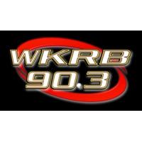 Logo of radio station WKRB 90.3 FM