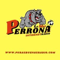 Logo of radio station LA MAS PERRONA