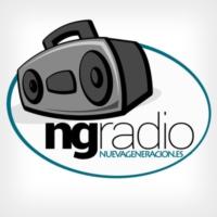 Logo de la radio NG Radio 104.4FM Málaga