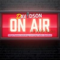 Logo de la radio Davidson La Web Radio