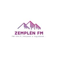 Logo of radio station Zemplén FM