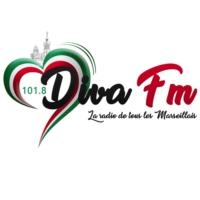 Logo de la radio Diva FM