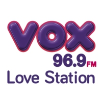 Logo of radio station VOX 96.9