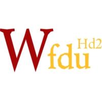 Logo de la radio WFDU HD2