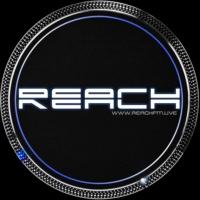 Logo of radio station Reach FM
