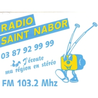 Logo of radio station Radio Saint Nabor