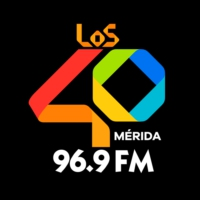 Logo of radio station XHUL LOS40 96.9 FM