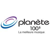 Logo of radio station Planète 100.3