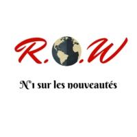 Logo de la radio R.O.W