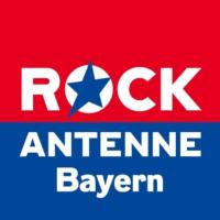 Logo of radio station ROCK ANTENNE Bayern