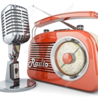Logo of radio station KDMC Radio Motherwell