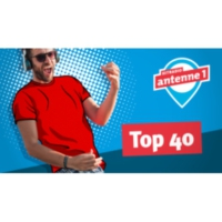 Logo of radio station antenne 1 Top 40