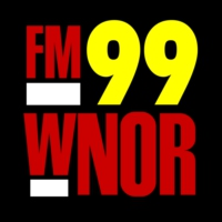 Logo of radio station WNOR FM99