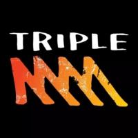 Logo de la radio Triple M Dubbo 93.5