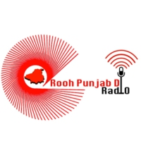 Logo of radio station Rooh Punjab Di Radio