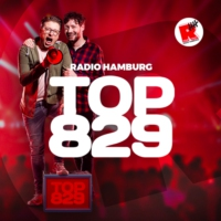 Logo of radio station Radio Hamburg Top 829