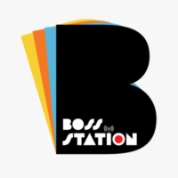 Logo of radio station Boss Station