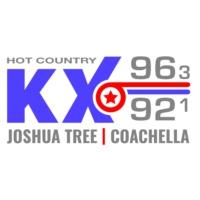 Logo de la radio KIX Hot Country